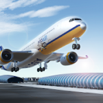 Airline Commander A real flight experience mod apk (much money) v1.3.8