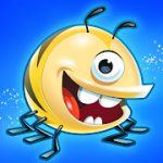 Best Fiends Free Puzzle Game mod apk (Unlimited Gold/Energy) v8.8.5