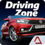 Driving Zone Russia mod apk (much money) v1.32