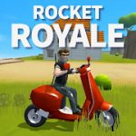 Rocket Royale mod apk (Mod Money) v2.1.7
