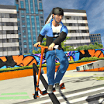 Scooter FE3D 2 Freestyle Extreme 3D mod apk (Unlocked) v1.29